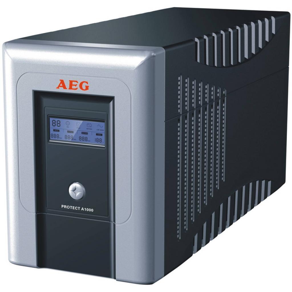 Источник бесперебойного питания AEG Protect A.1400 (6000006438)