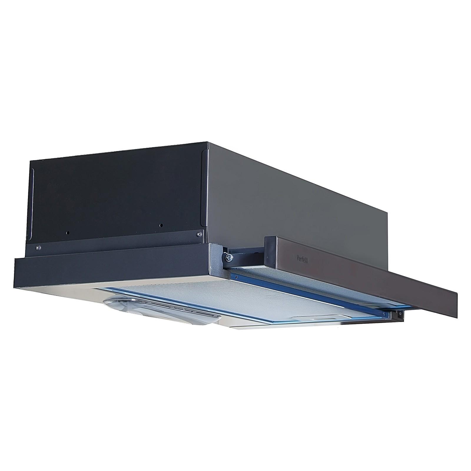 Вытяжка кухонная Perfelli TL 620 BL изображение 4