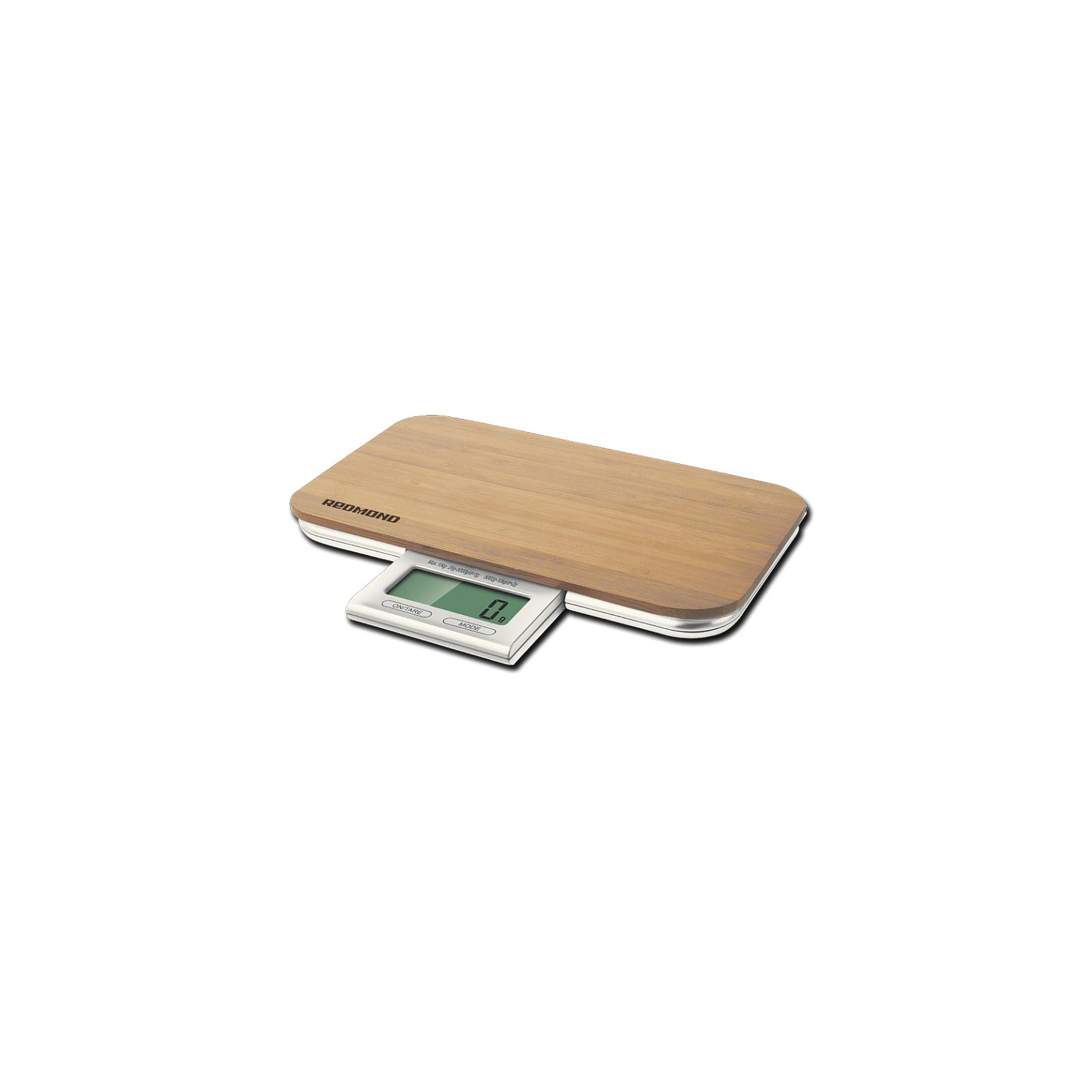 Весы кухонные REDMOND RS-721 (Дерево)