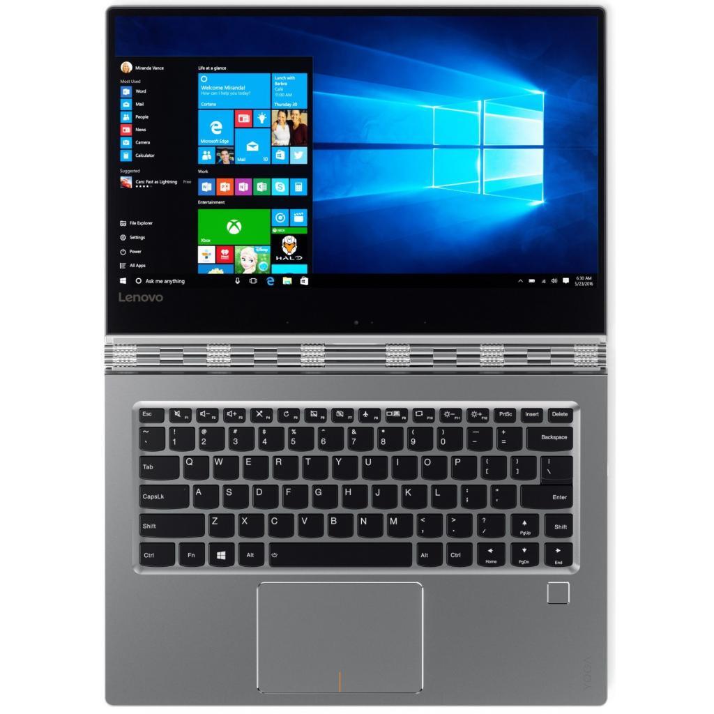 Ноутбук Lenovo Yoga 910-13 (80VF00DHRA) изображение 5