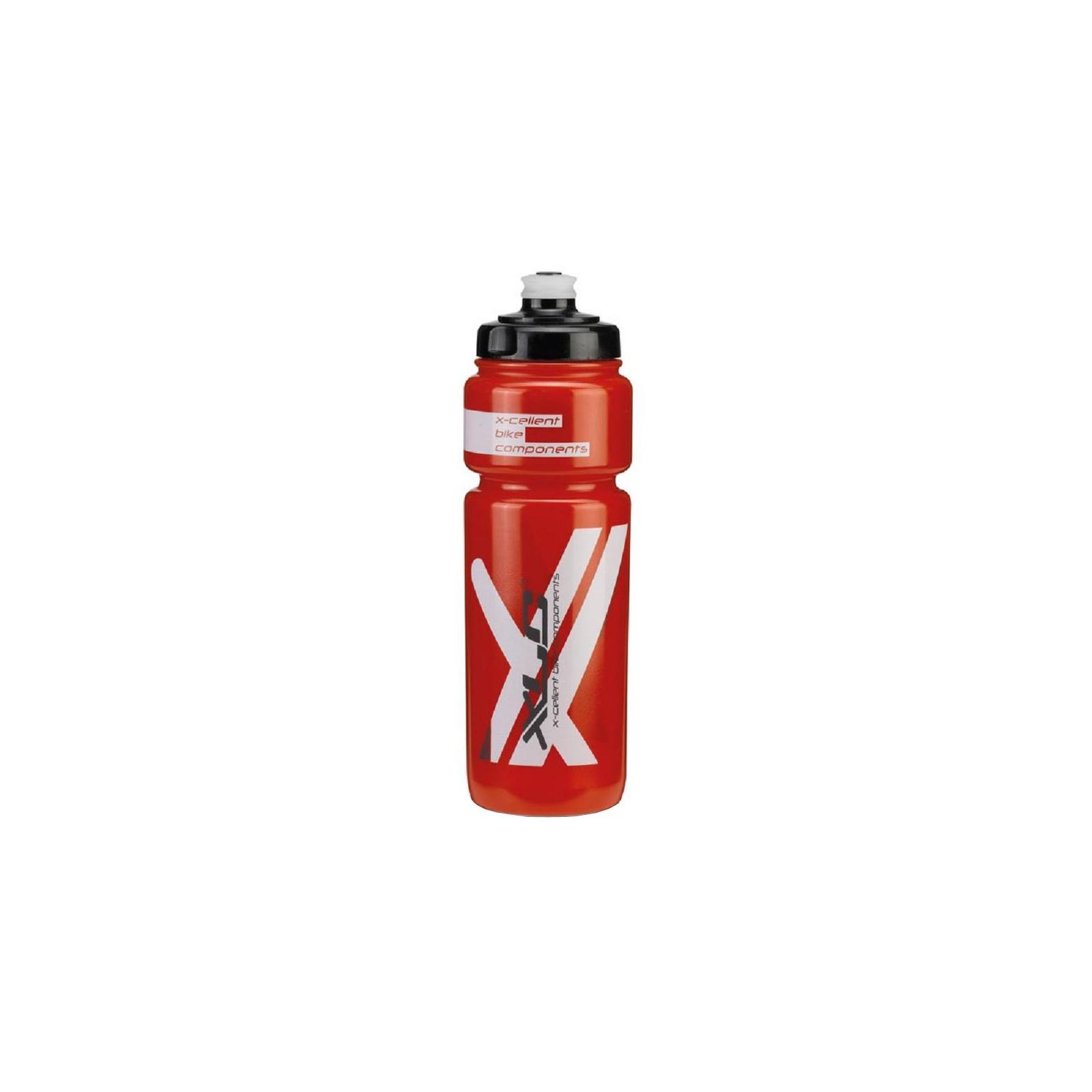 Фляга велосипедная XLC WB-K03, 500 мл, красная (2503231900)