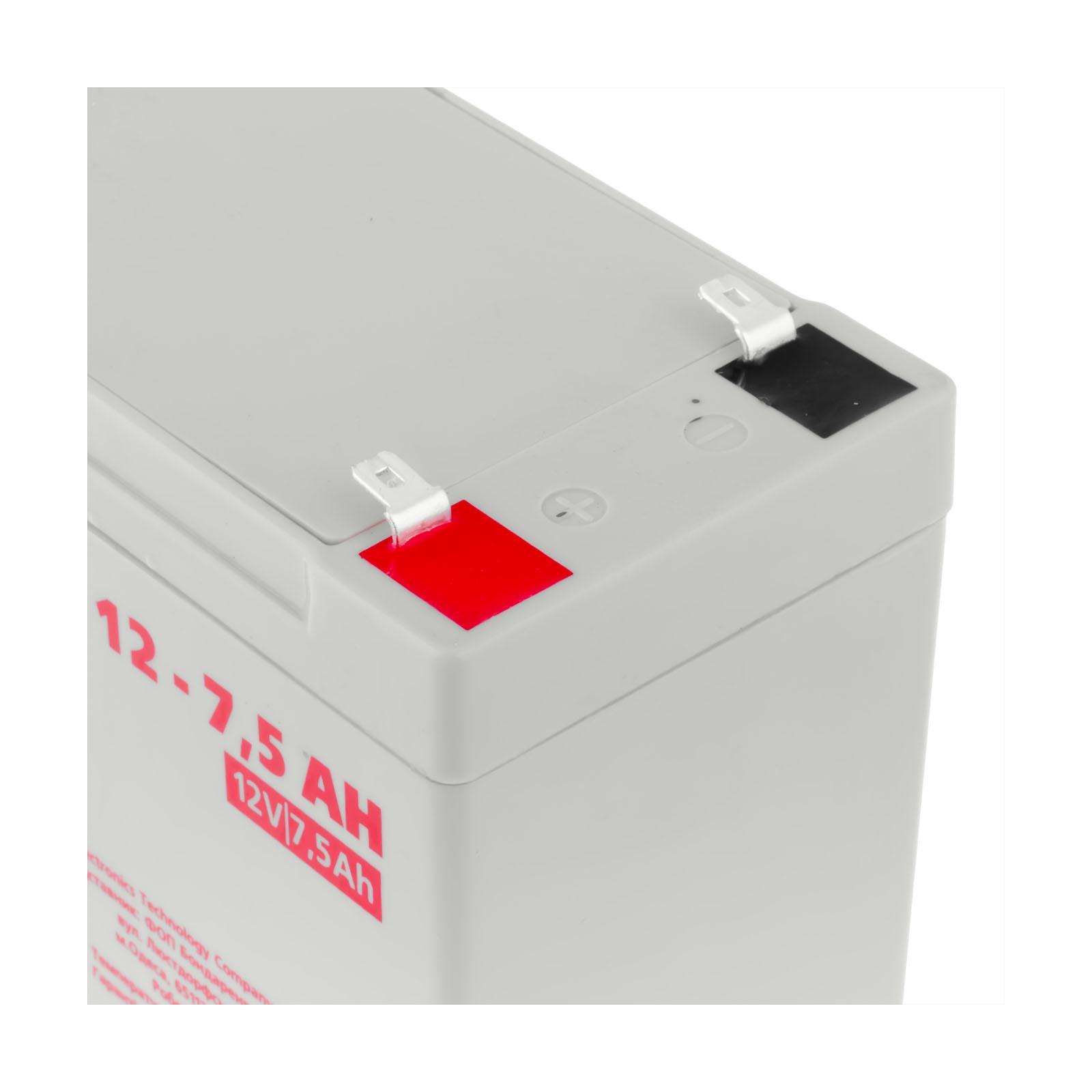 Батарея к ИБП LogicPower LPM-GL 12В 7.5Ач (6562) изображение 3