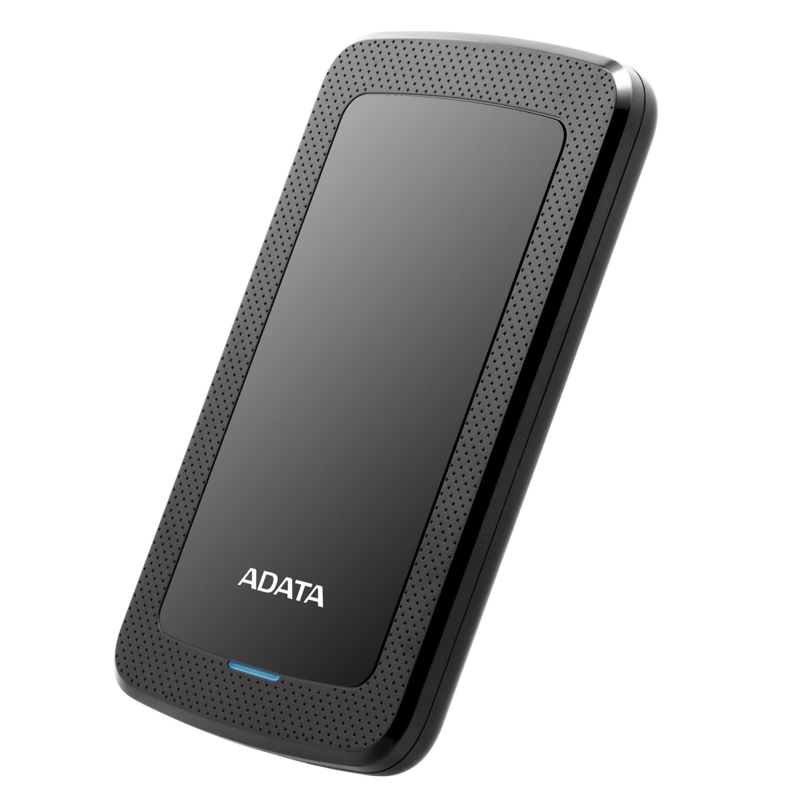 """Внешний жесткий диск 2.5"""" 4TB ADATA (AHV300-4TU31-CBK) изображение 2"""