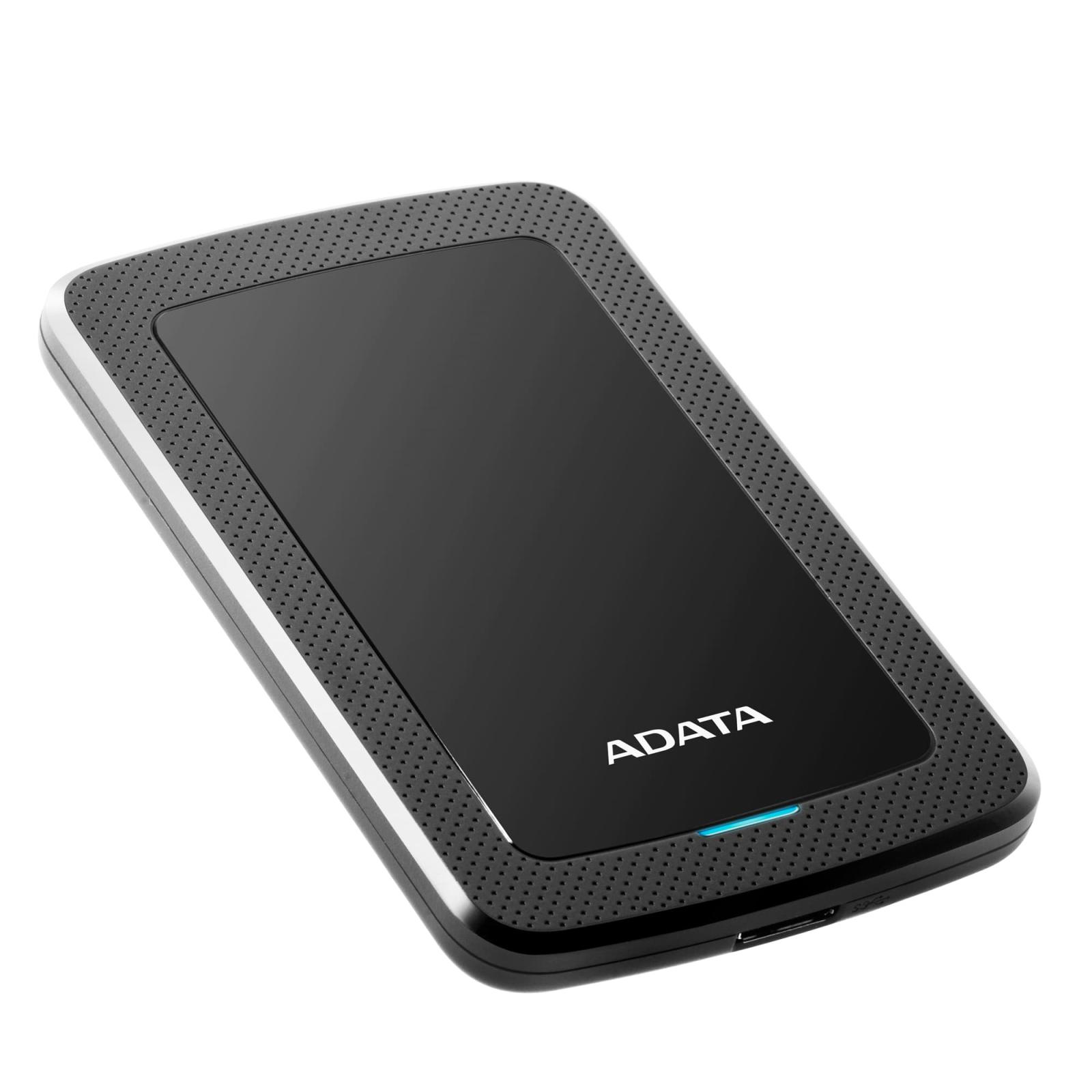 """Внешний жесткий диск 2.5"""" 4TB ADATA (AHV300-4TU31-CBK) изображение 4"""