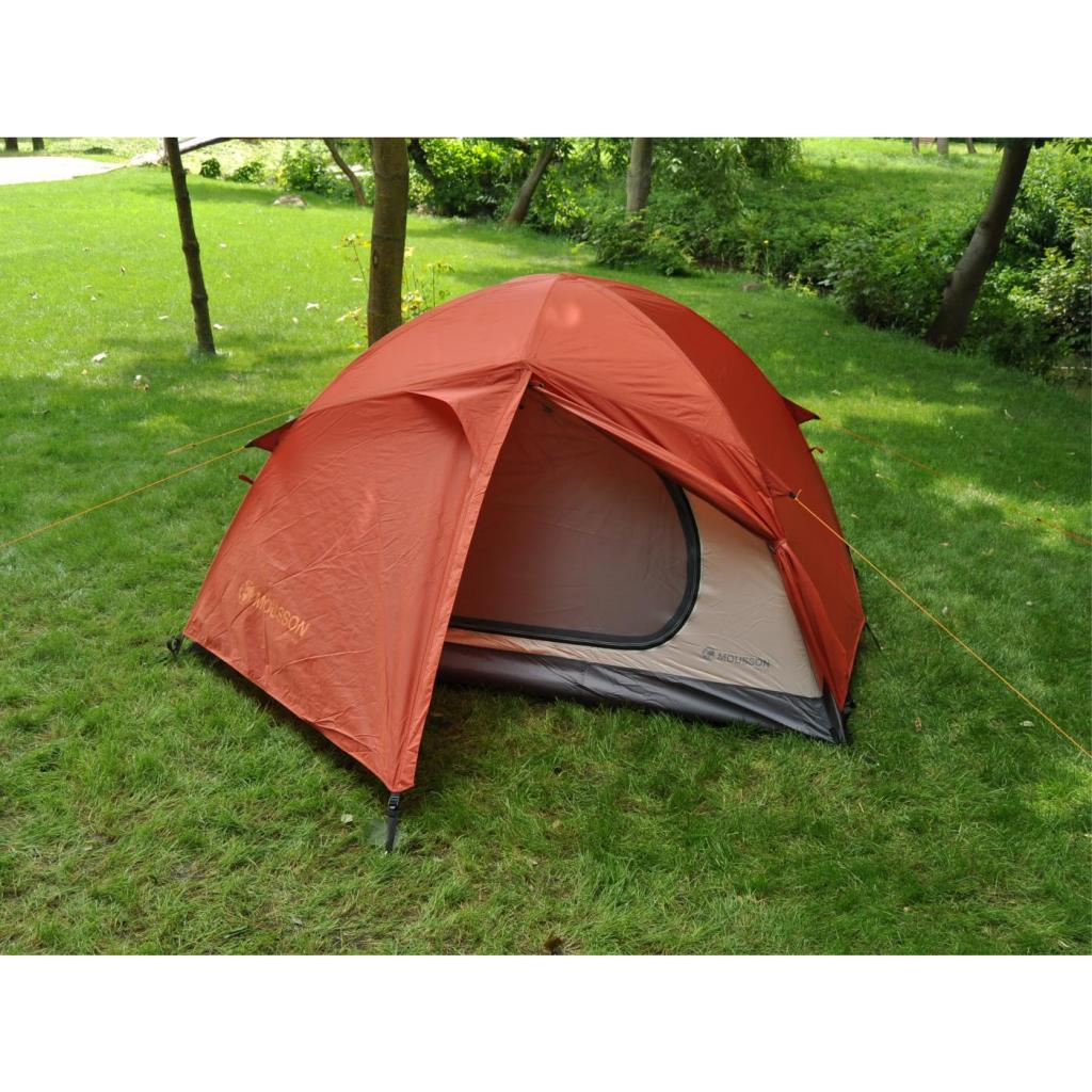 Палатка Mousson DELTA 2 AL SAND (7880) изображение 5