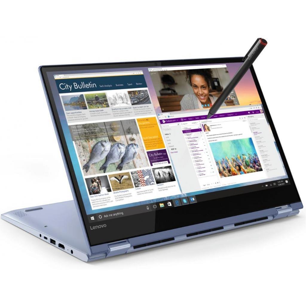Ноутбук Lenovo Yoga 530-14 (81EK00KURA) изображение 8