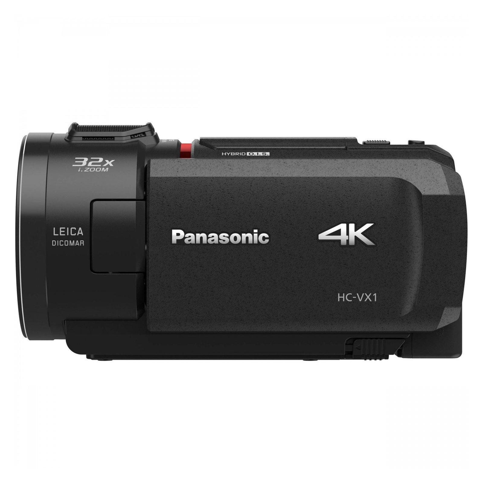 Цифровая видеокамера PANASONIC HC-VX1EE-K изображение 2