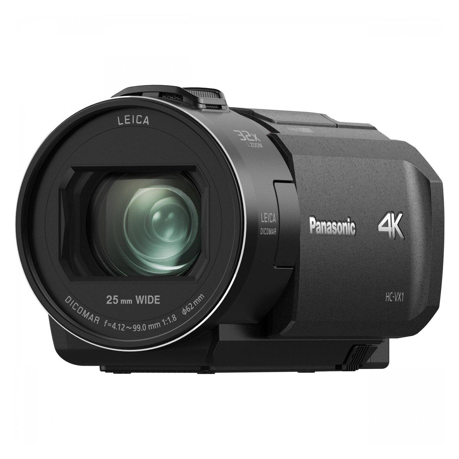 Цифровая видеокамера PANASONIC HC-VX1EE-K изображение 3