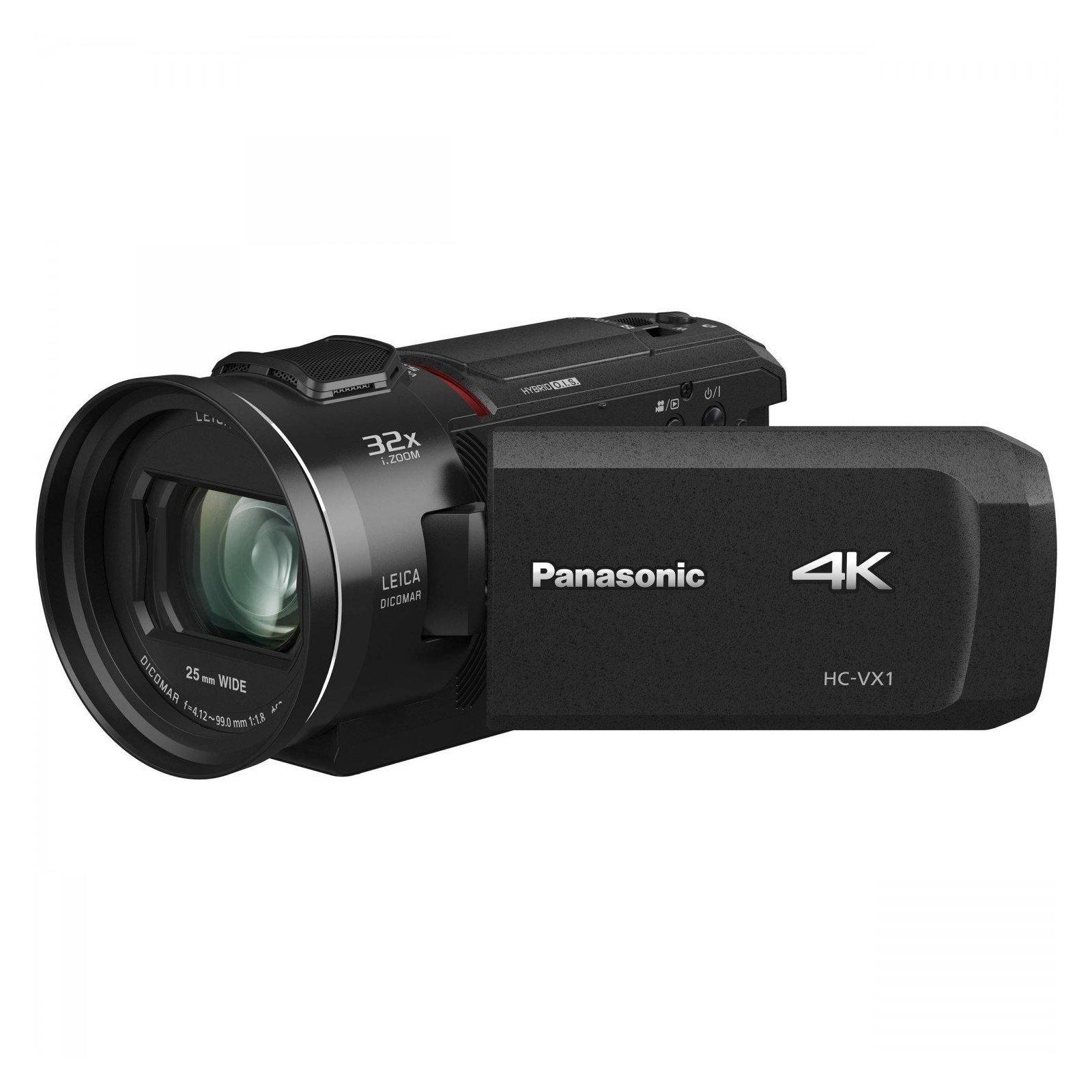 Цифровая видеокамера PANASONIC HC-VX1EE-K изображение 4