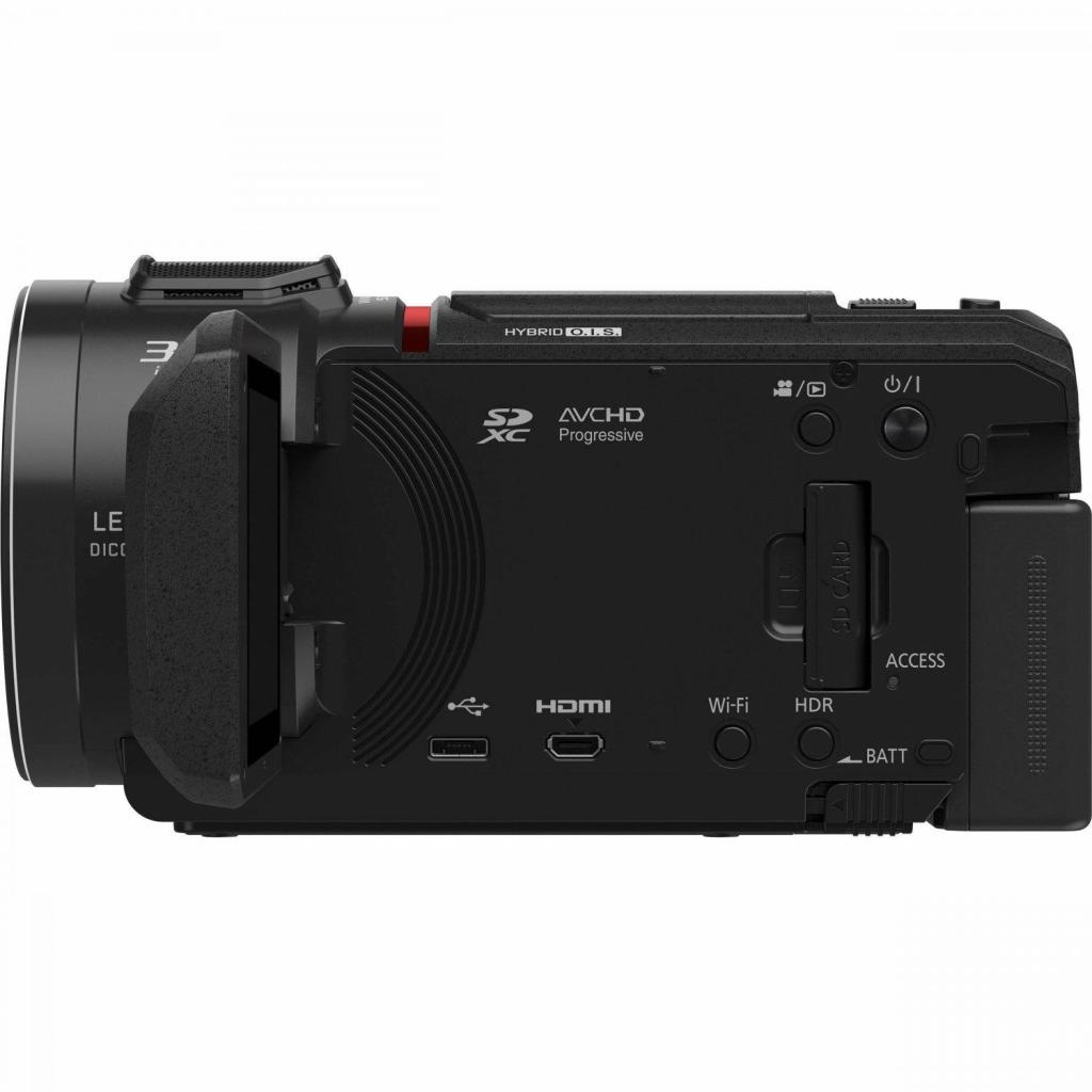 Цифровая видеокамера PANASONIC HC-VX1EE-K изображение 5