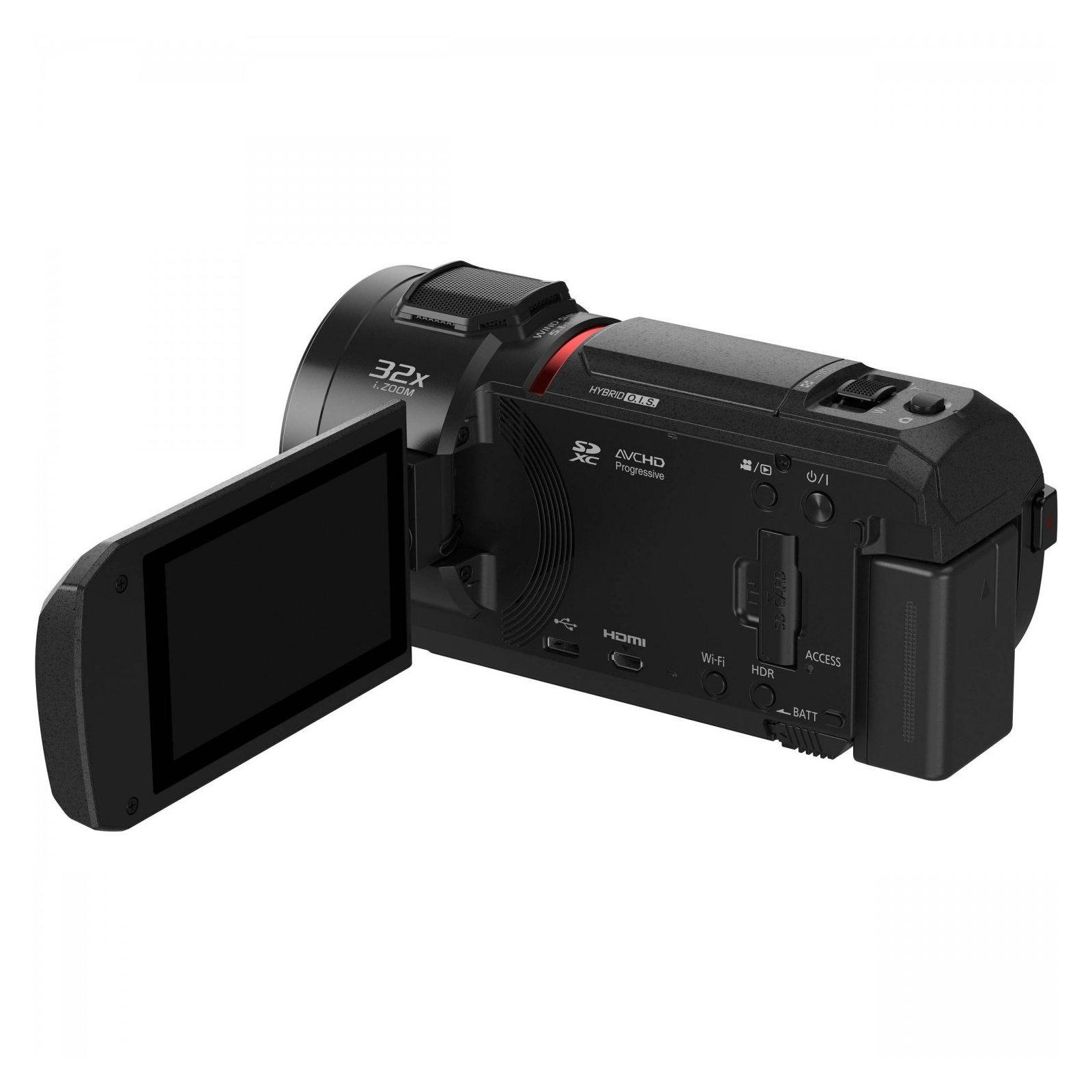 Цифровая видеокамера PANASONIC HC-VX1EE-K изображение 6