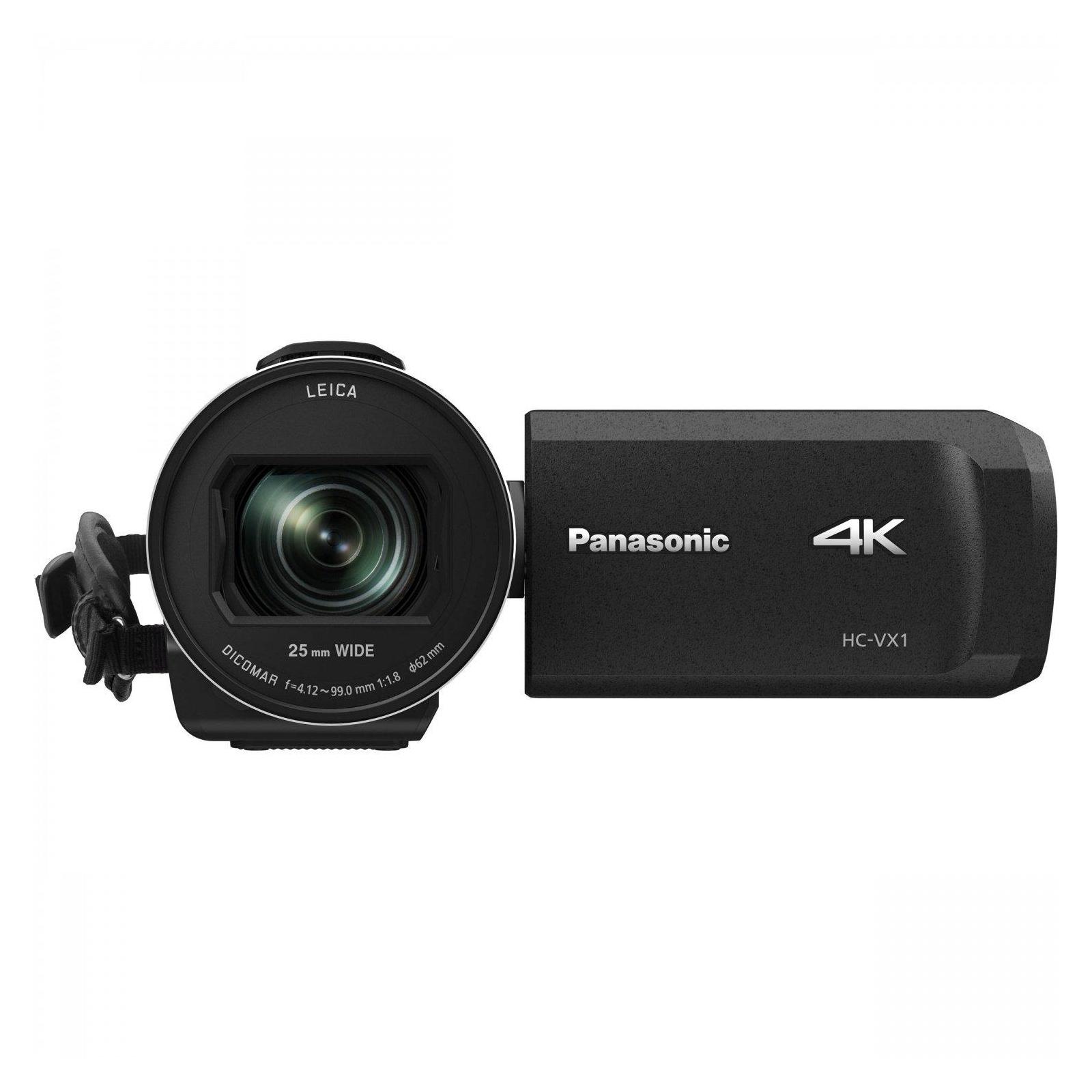 Цифровая видеокамера PANASONIC HC-VX1EE-K изображение 8