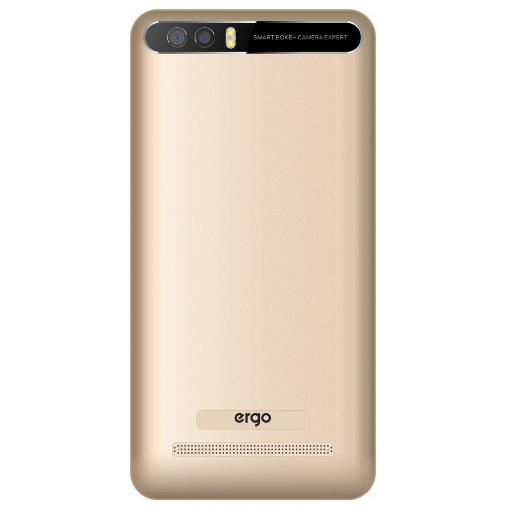 Мобильный телефон Ergo B501 Maximum Gold изображение 2