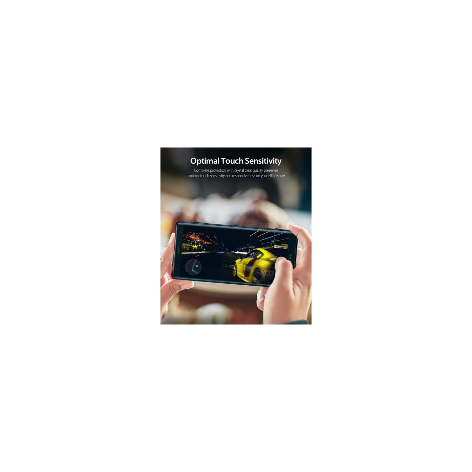 Пленка защитная Ringke для телефона Sony Xperia XZ2 Compact Full Cover (RSP4456) изображение 12