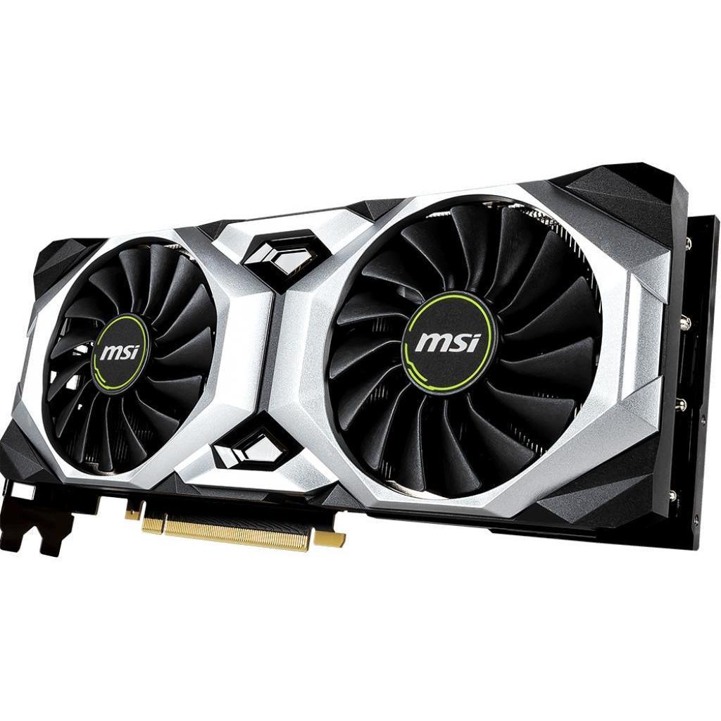 Видеокарта MSI GeForce RTX2080 8192Mb VENTUS OC (RTX 2080 VENTUS 8G OC) изображение 3