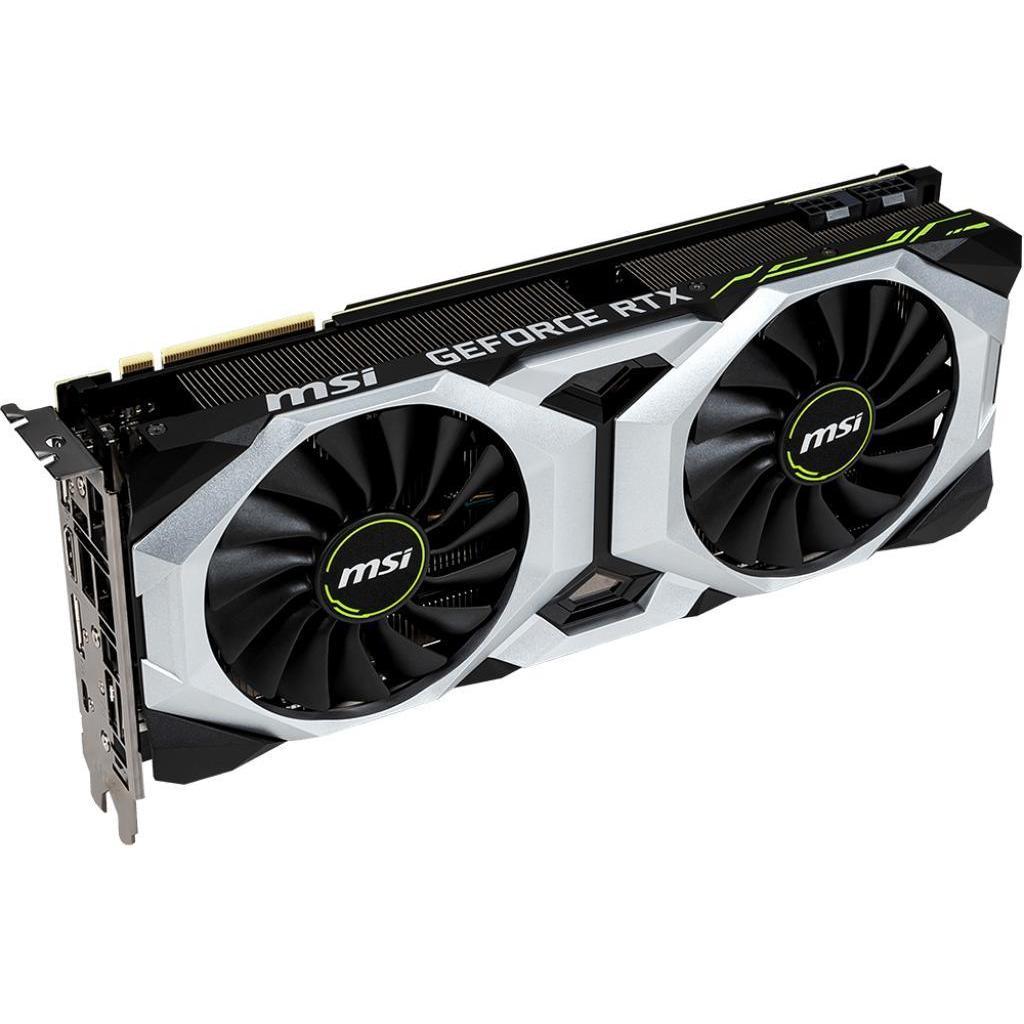 Видеокарта MSI GeForce RTX2080 8192Mb VENTUS OC (RTX 2080 VENTUS 8G OC) изображение 4