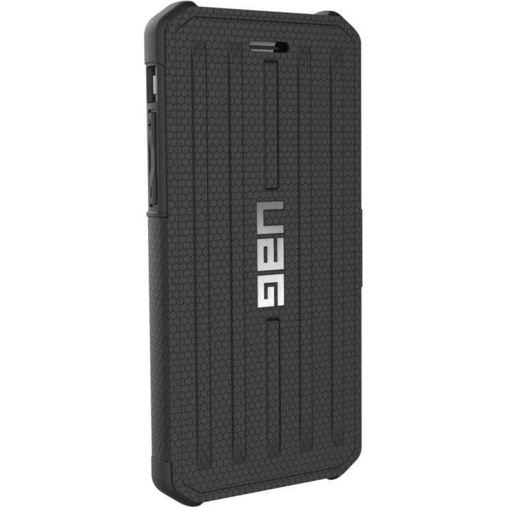 Чехол для моб. телефона Urban Armor Gear iPhone 8/7/6S Metropolis Black (IPH8/7-E-BL) изображение 2