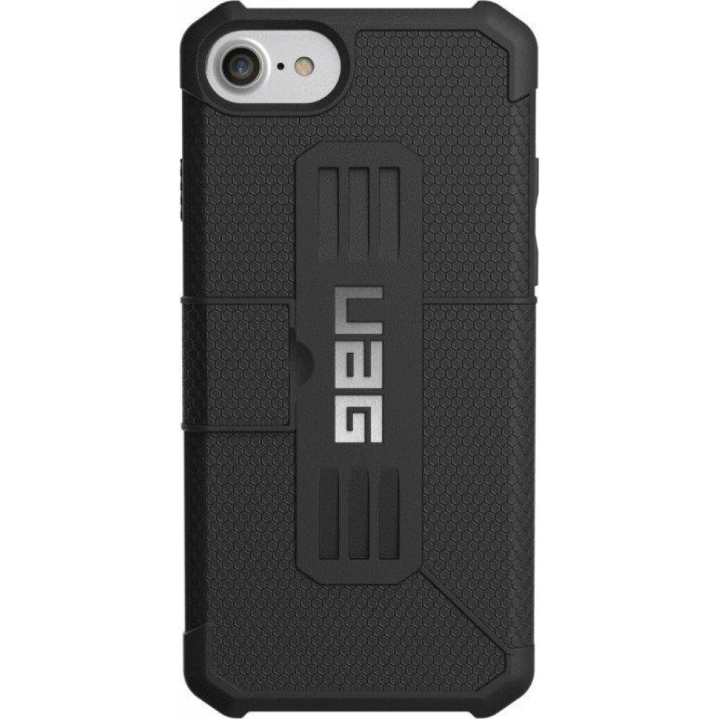 Чехол для моб. телефона Urban Armor Gear iPhone 8/7/6S Metropolis Black (IPH8/7-E-BL)