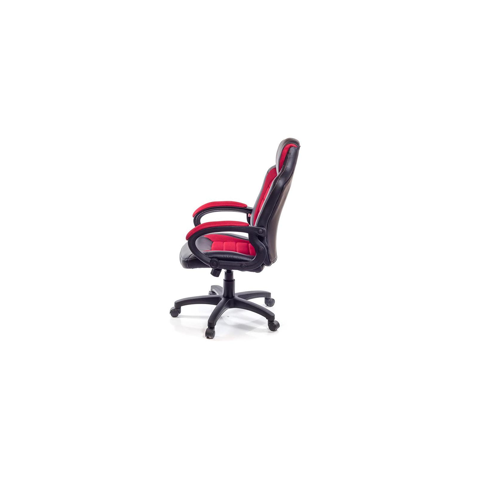Кресло игровое АКЛАС Астон W PL TILT Красное (07267) изображение 3