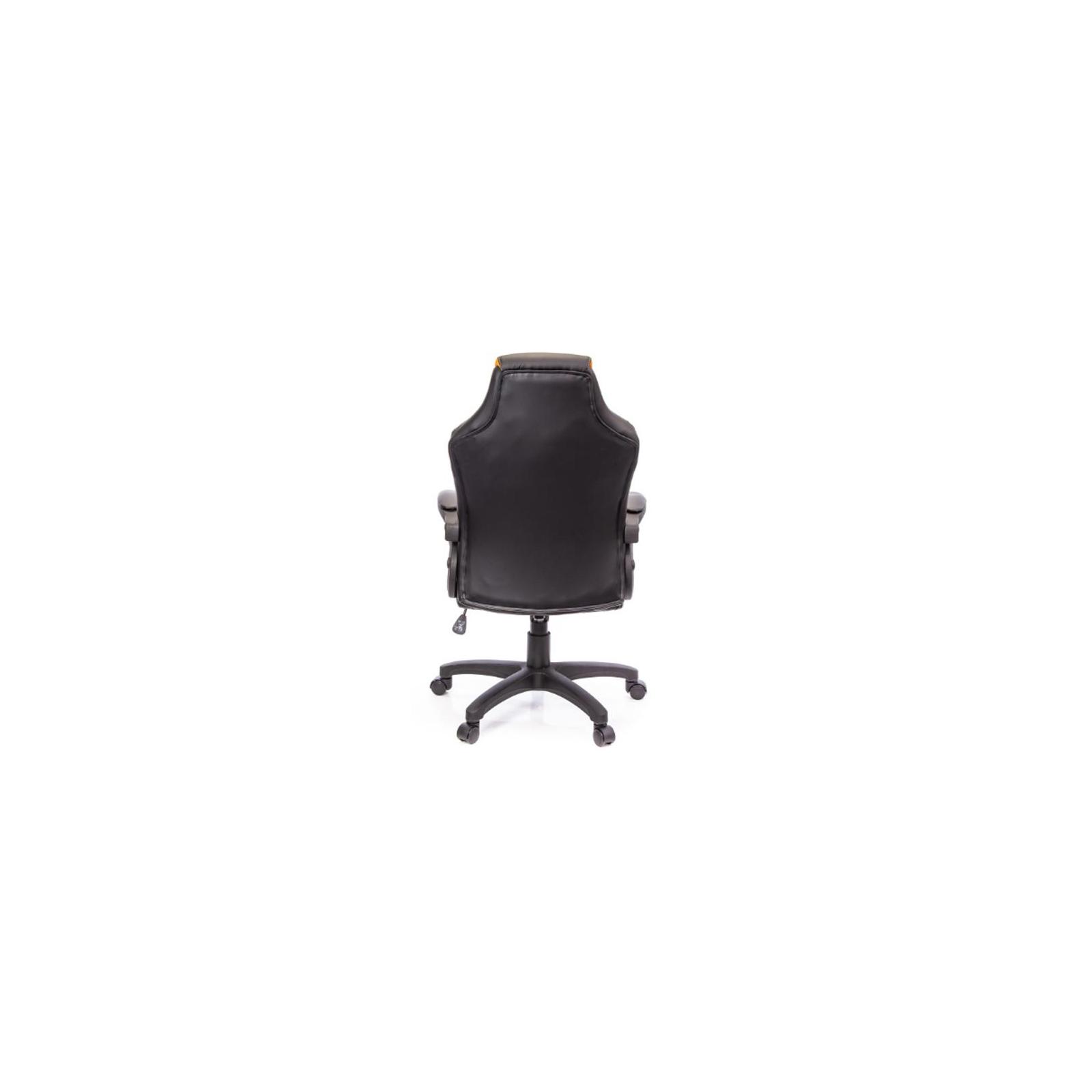 Кресло игровое АКЛАС Астон W PL TILT Красное (07267) изображение 4