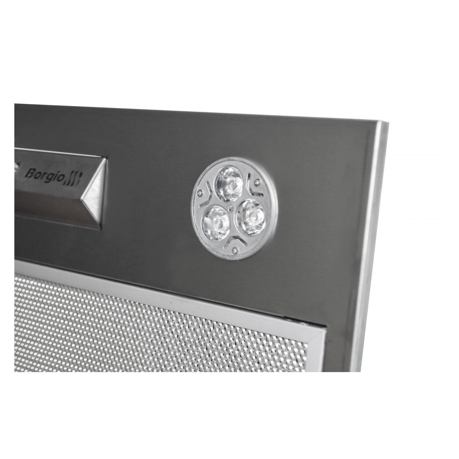 Вытяжка кухонная Borgio BIT-BOX 60 inox изображение 4