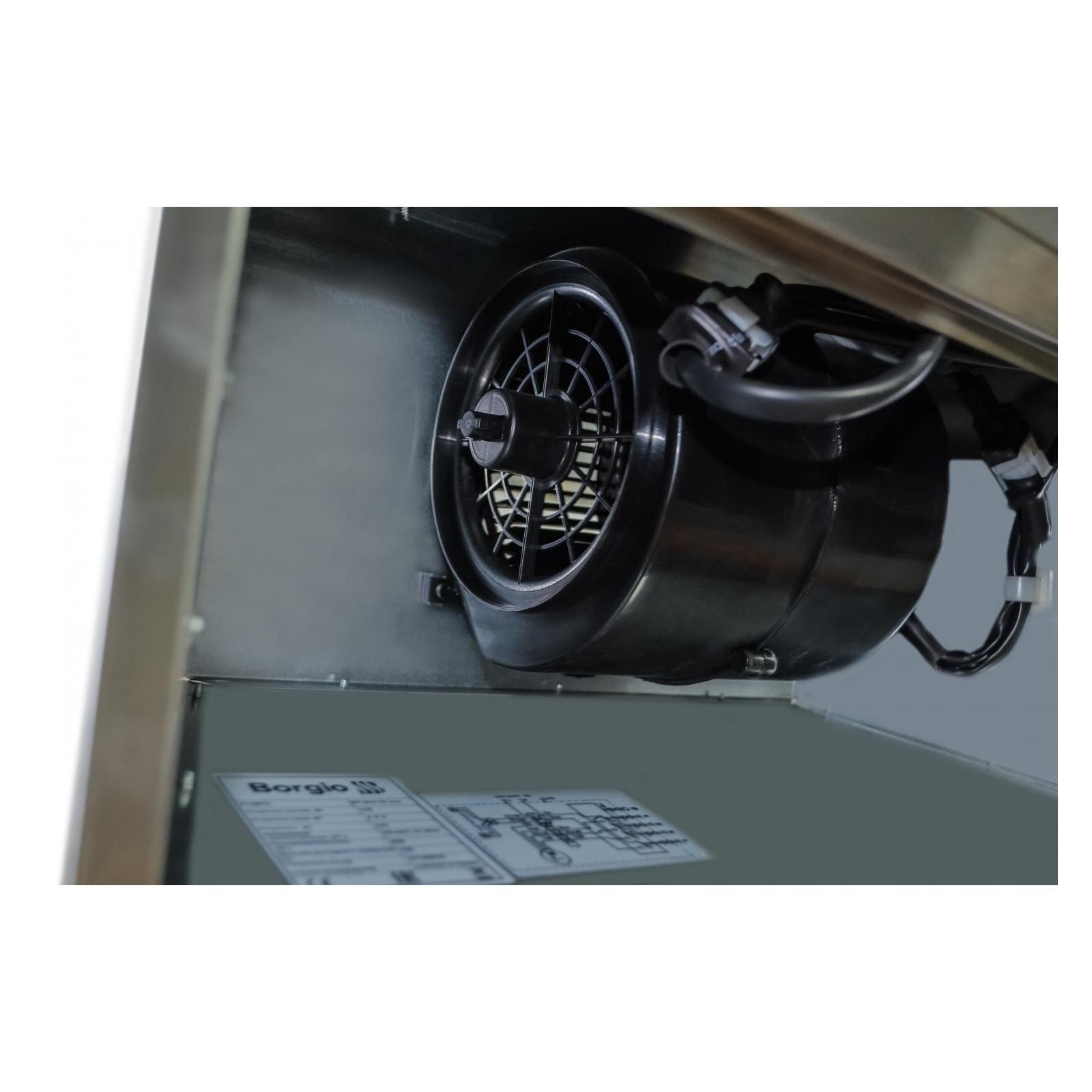 Вытяжка кухонная Borgio BIT-BOX 60 inox изображение 5