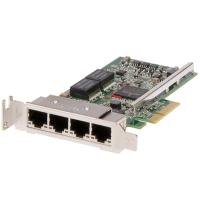 Сетевая карта Dell Broadcom 5719 1GbE Quad Port PCI-E,LP (TMGR6)