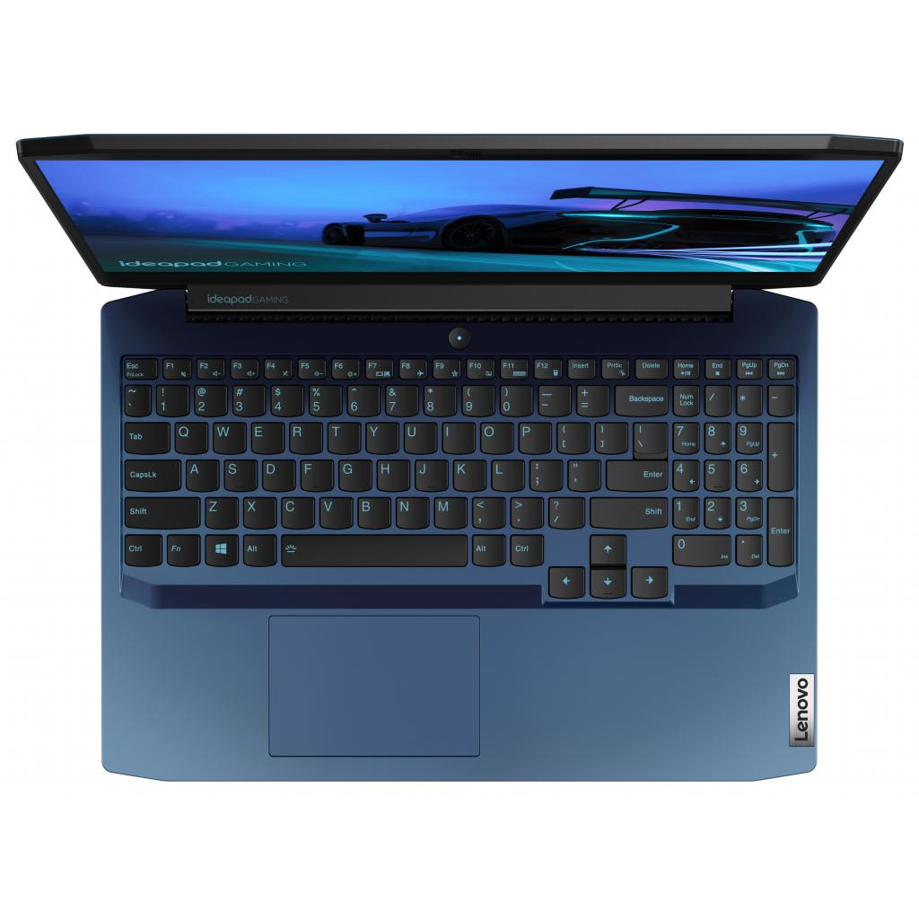 Ноутбук Lenovo IdeaPad Gaming 3 15ARH05 (82EY00GVRA) зображення 4