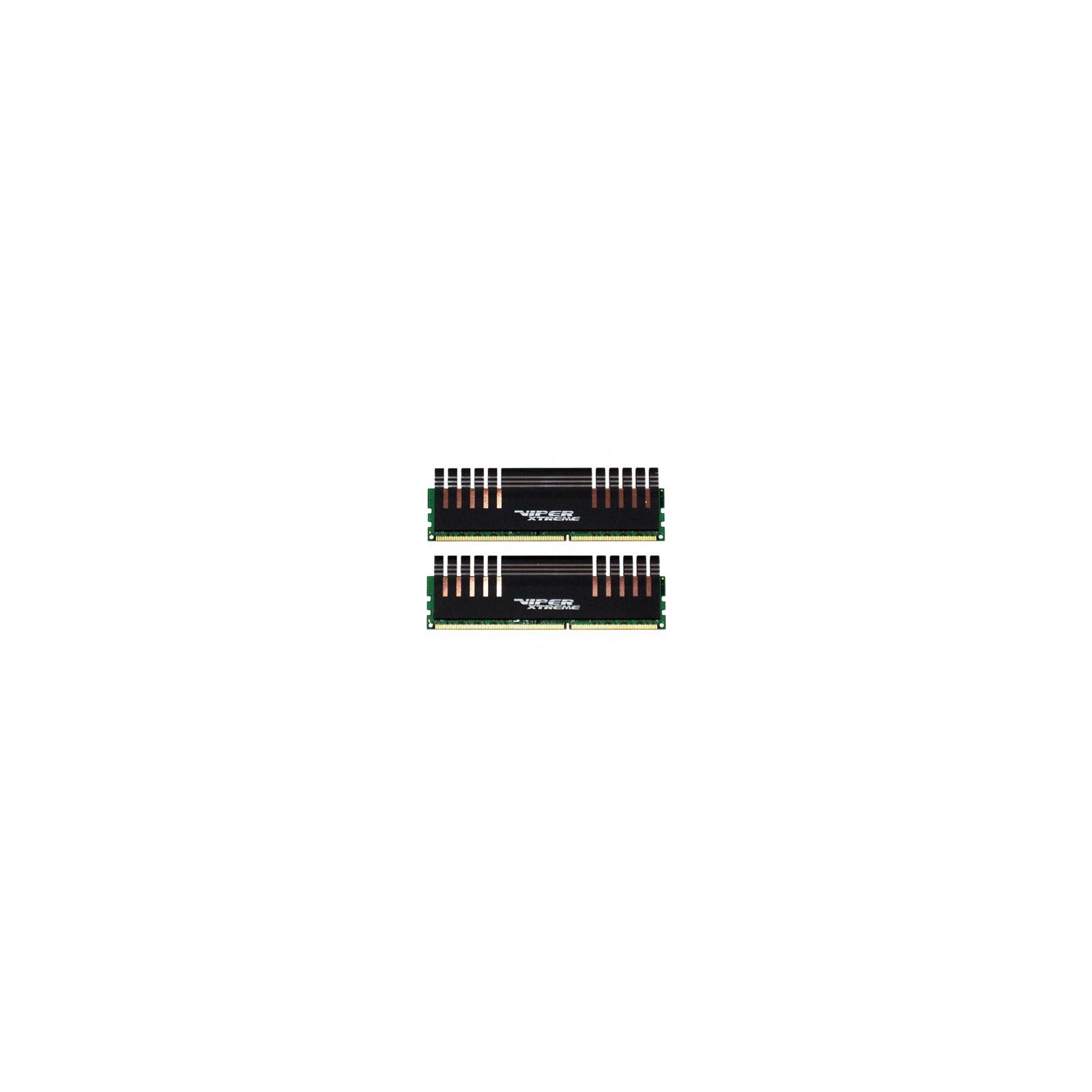 Модуль памяти для компьютера DDR3 8GB (2x4GB) 1600 MHz Patriot (PXD38G1600LLK)