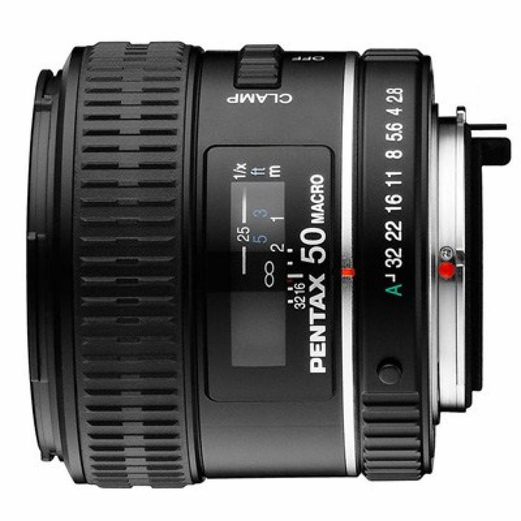 Объектив SMC D FA 50mm f/2.8 macro Pentax (21530)