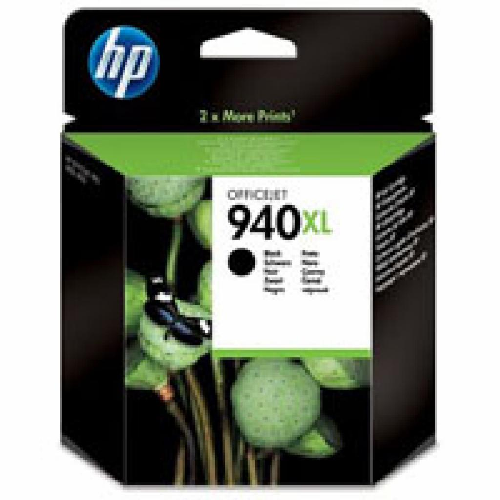 Картридж HP DJ No.940XL Black (C4906AE)