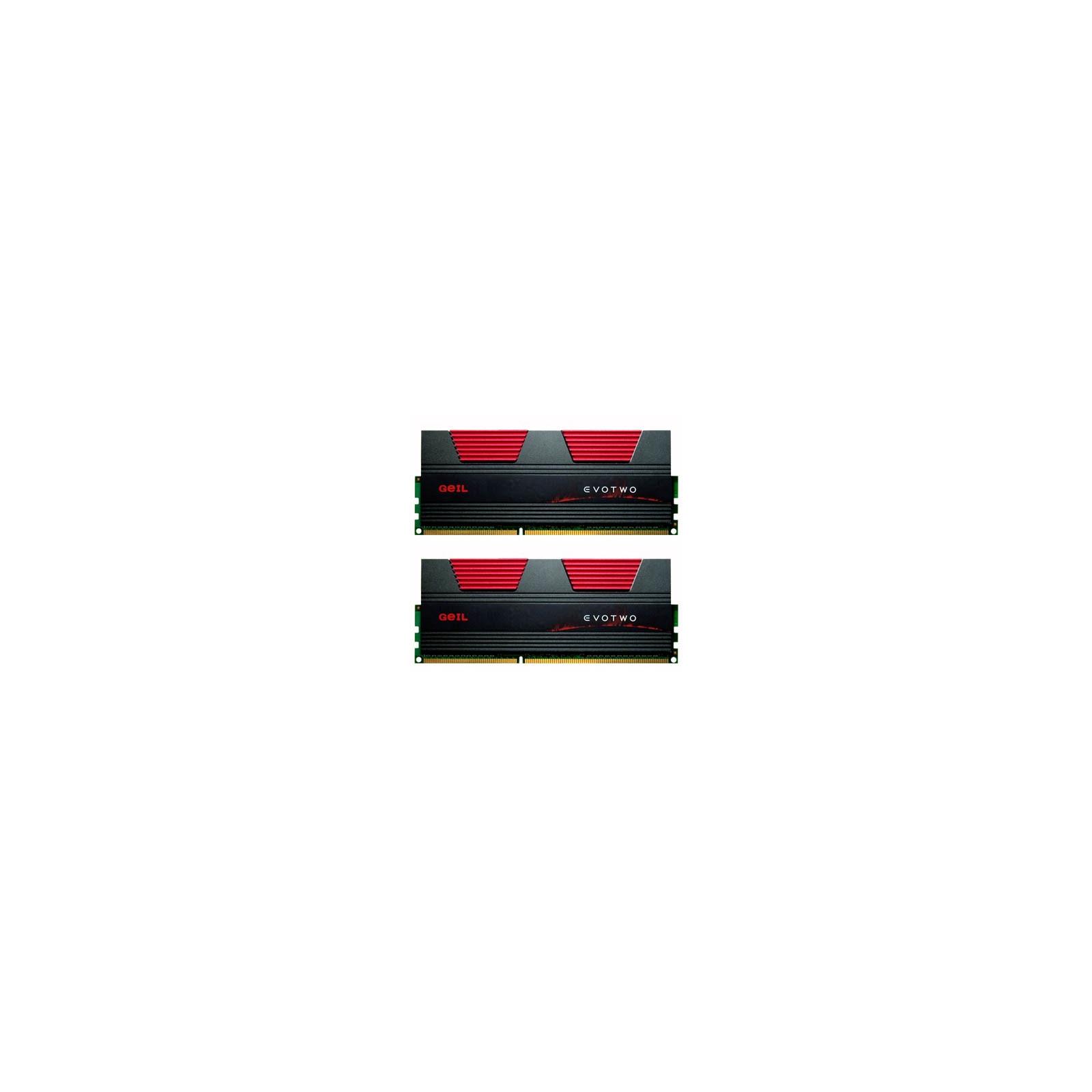 Модуль памяти для компьютера DDR3 4GB (2x2GB) 2133 MHz GEIL (GET34GB2133C11DC)