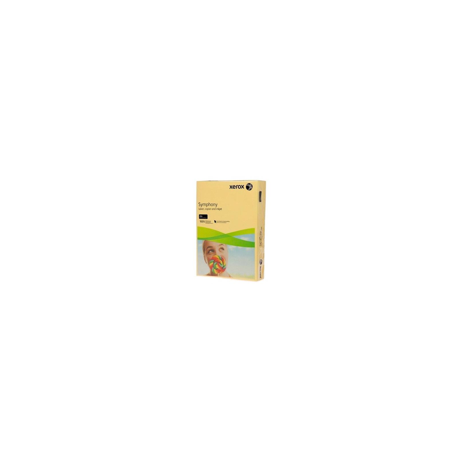 Бумага XEROX A4 SYMPHONY Mid Sun Yellow (003R93974)