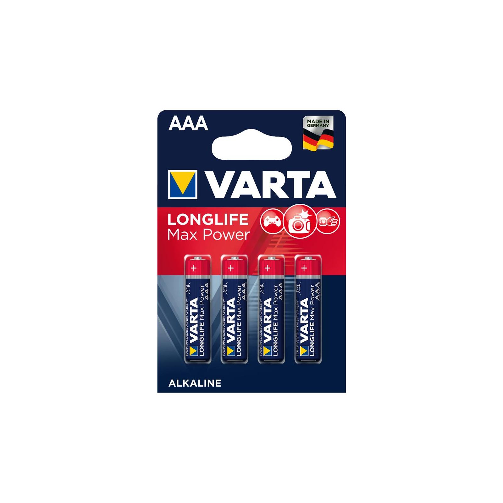 Батарейка Varta AAA MAX T. * 2 (4703101404)
