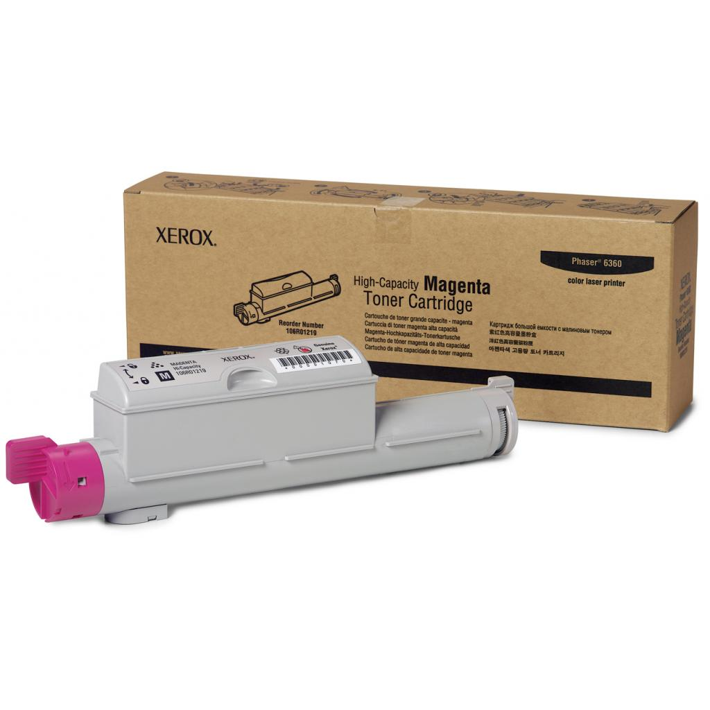 Тонер XEROX 7142 Magenta (106R01302)