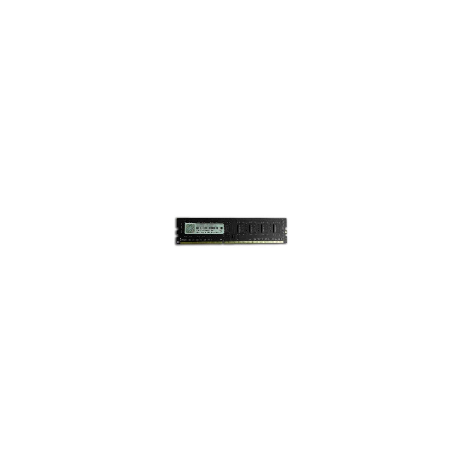 Модуль памяти для компьютера DDR3 4GB 1600 MHz G.Skill (F3-1600C11S-4GNS)
