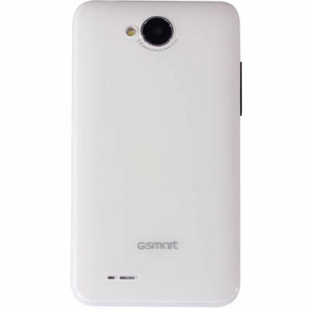 Мобильный телефон GIGABYTE GSmart Rio R1 White (4712364754777) изображение 2
