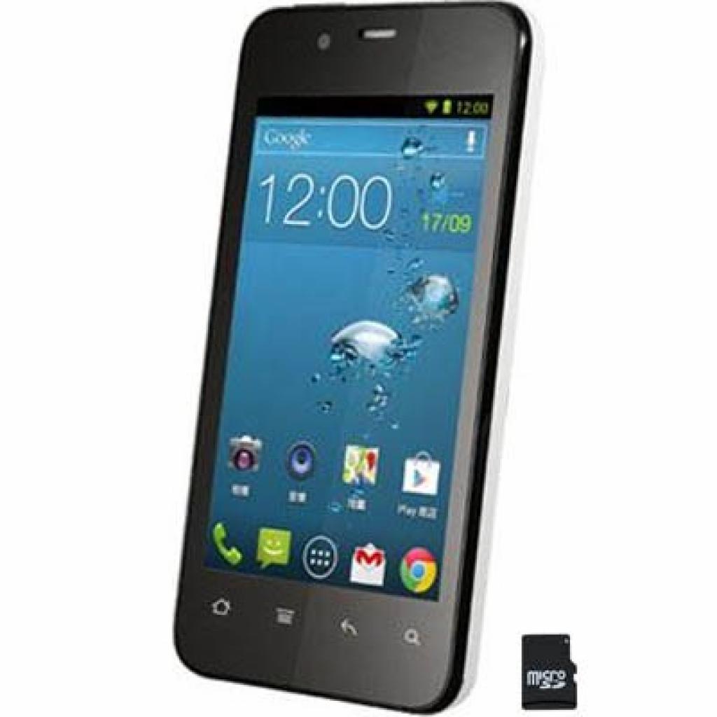 Мобильный телефон GIGABYTE GSmart Rio R1 White (4712364754777)