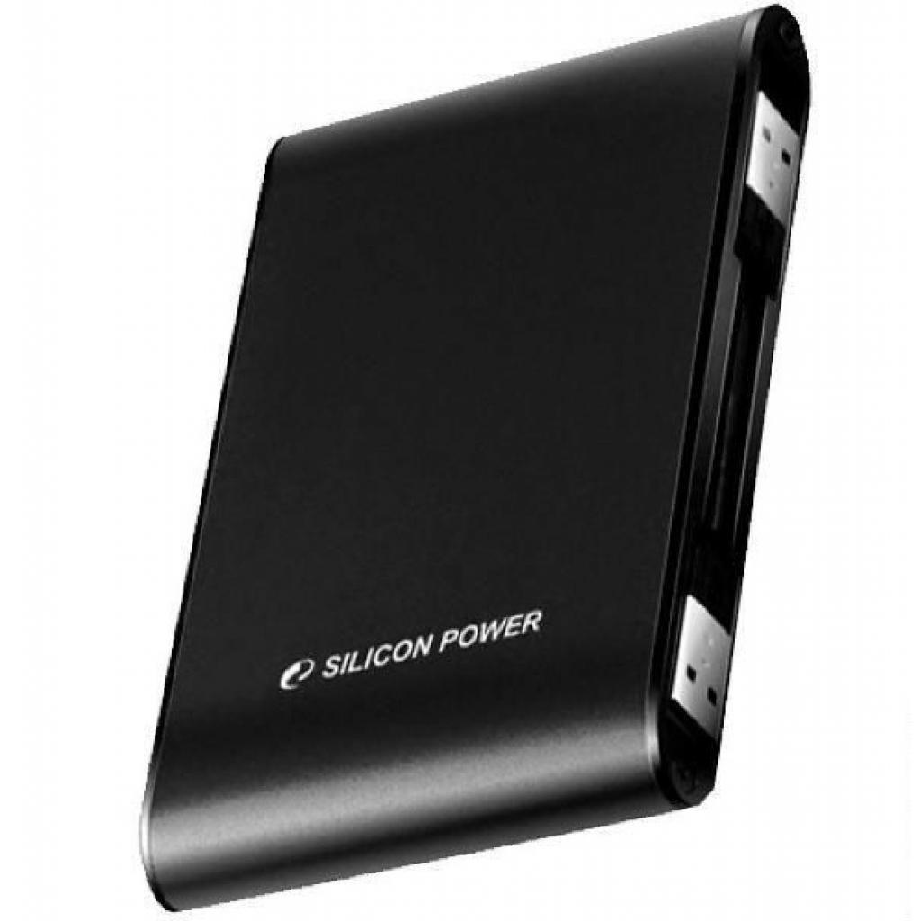 """Внешний жесткий диск 2.5"""" 1TB Silicon Power (SP010TBPHDA70S2K) изображение 3"""
