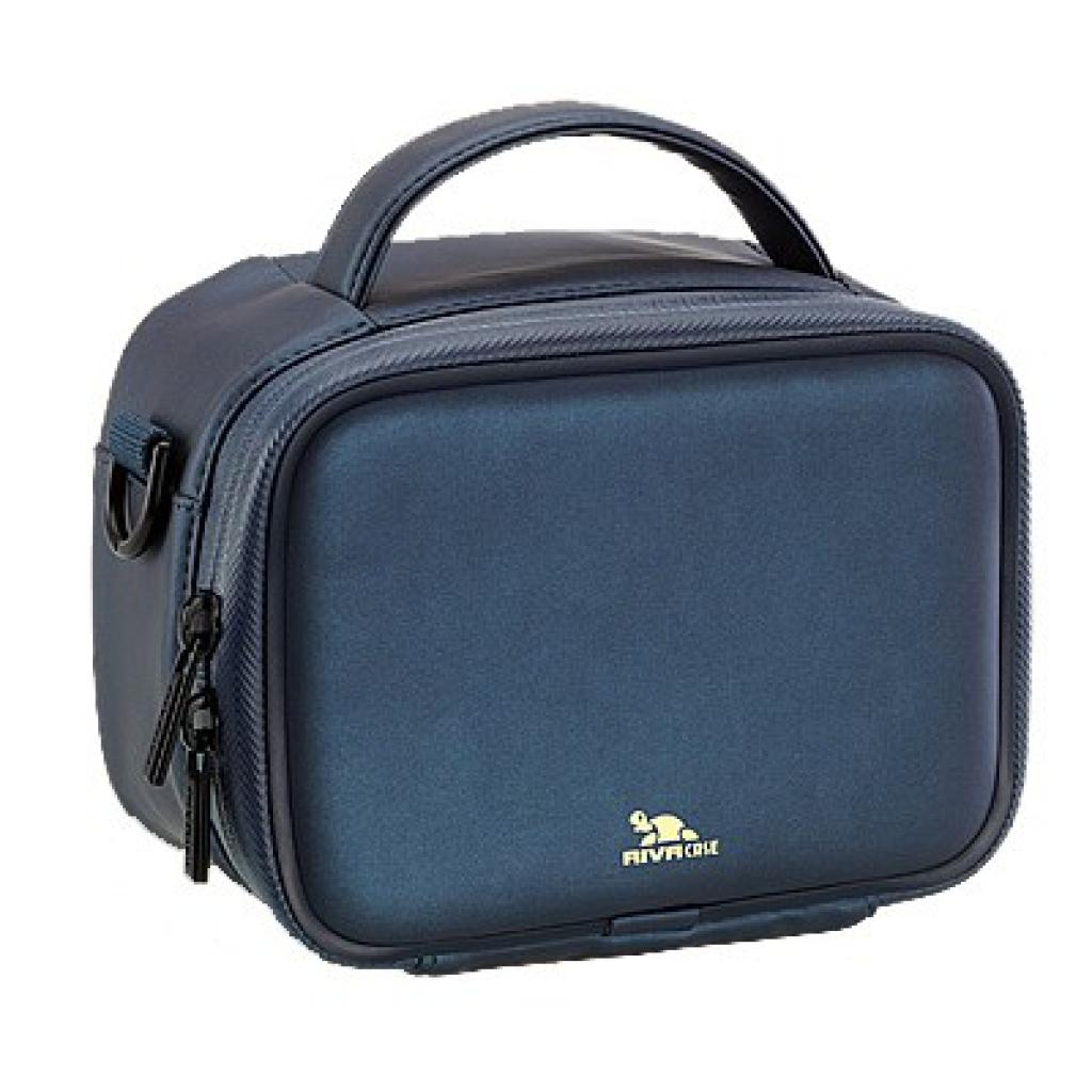 Фото-сумка RivaCase Antishock Digital Case (1700LRPU Dark Blue)