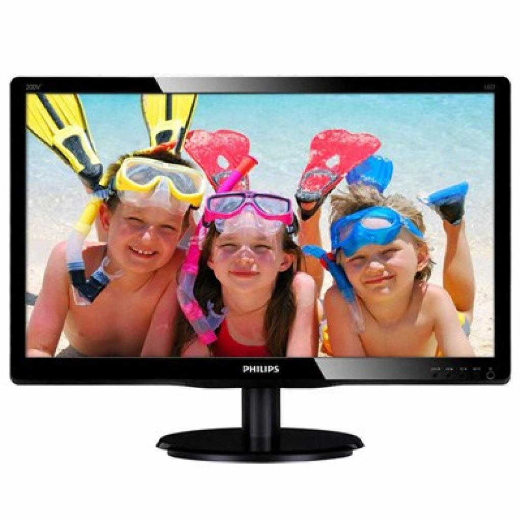 Монитор PHILIPS 200V4LSB/00
