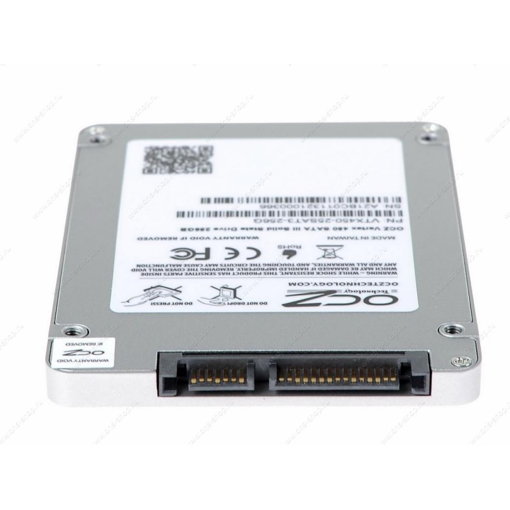 """Накопитель SSD 2.5"""" 256GB OCZ (VTX450-25SAT3-256G) изображение 2"""