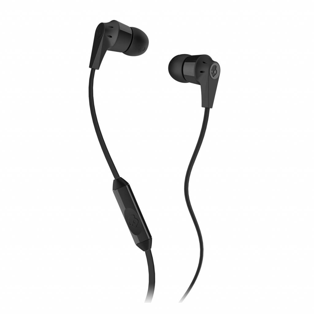 Наушники Skullcandy Ink'd 2.0 Black w/mic (S2IKDY-003)