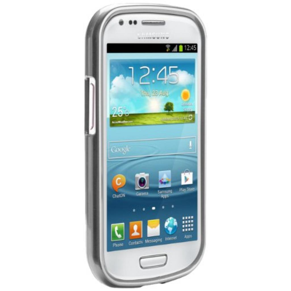 Чехол для моб. телефона Case-Mate для Samsung Galaxy S3 mini Glam - Silver (CM024939) изображение 2