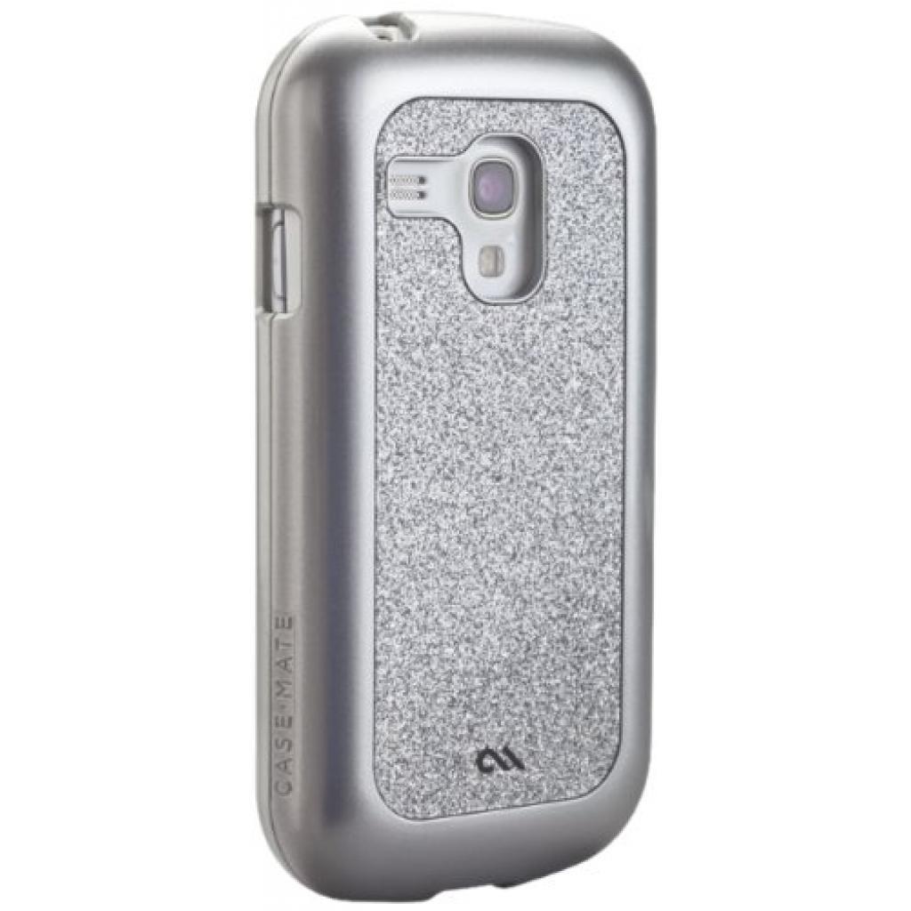 Чехол для моб. телефона Case-Mate для Samsung Galaxy S3 mini Glam - Silver (CM024939)