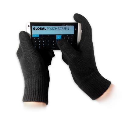 Перчатки для сенсорных экранов GLOBAL Touch Screen (1283126441295)