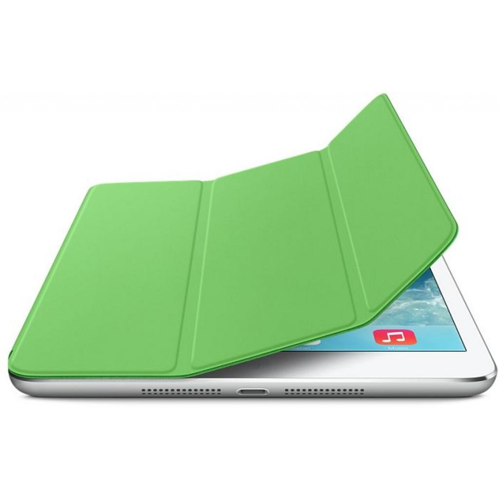 Чехол для планшета Apple Smart Cover для iPad mini /green (MF062ZM/A) изображение 3
