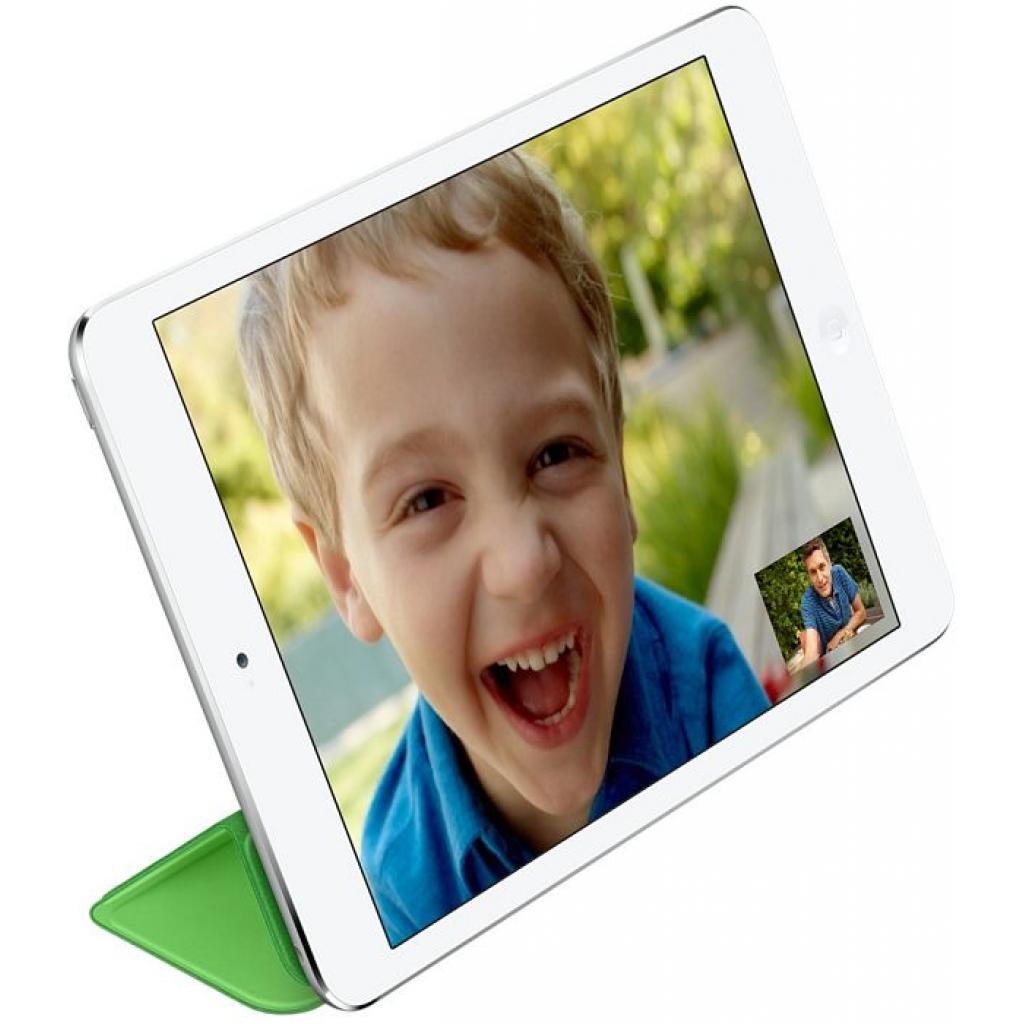 Чехол для планшета Apple Smart Cover для iPad mini /green (MF062ZM/A) изображение 5