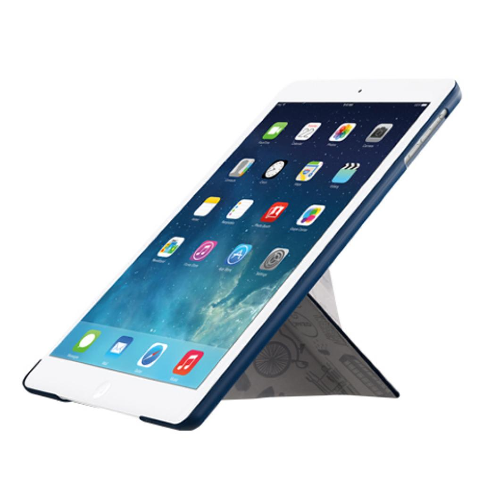 Чехол для планшета OZAKI iPad Air O!coat Travel 360° Multiangle (OC111SY) изображение 2