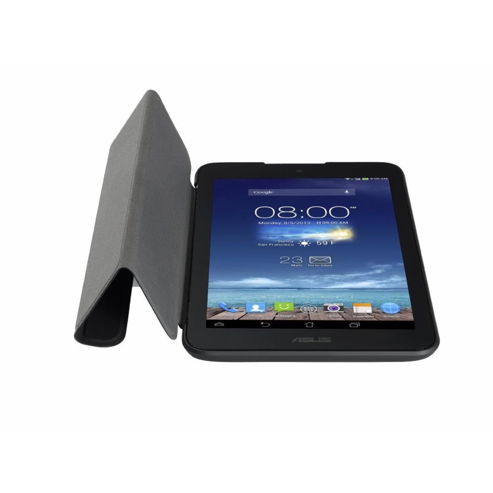 Чехол для планшета ASUS 8 ME180A TriCover BLACK (90XB015P-BSL0C0) изображение 4